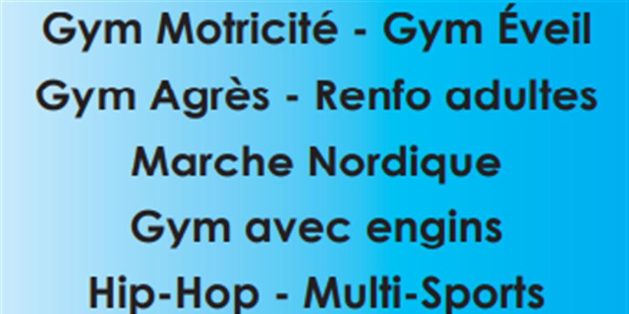Adhésion  saison 2017-2018 - Association Gymnique des Loges