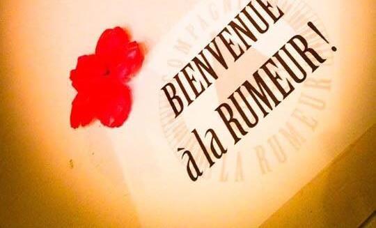 Adhésion 2018 - Compagnie La Rumeur