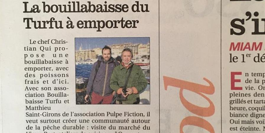 Bouillabaisse Turfu, adhésion libre - Bouillabaisse Turfu
