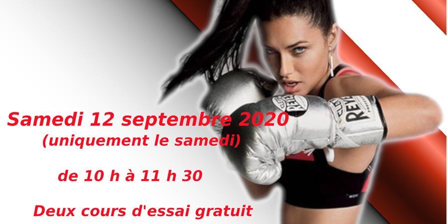 Cours Boxe Thaï Fit 2020-2021 - Team Muay Thaï Montaigu