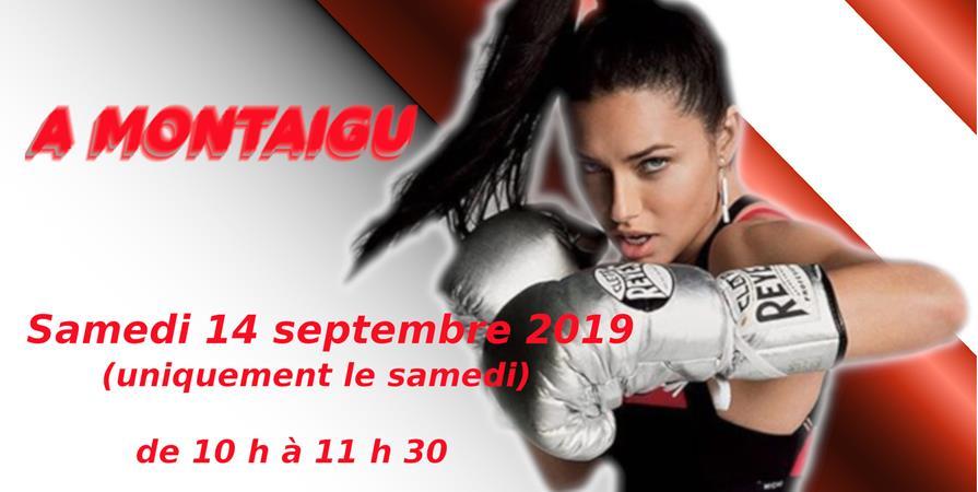 Cours Boxe Thaï Fit - Team Muay Thaï Montaigu