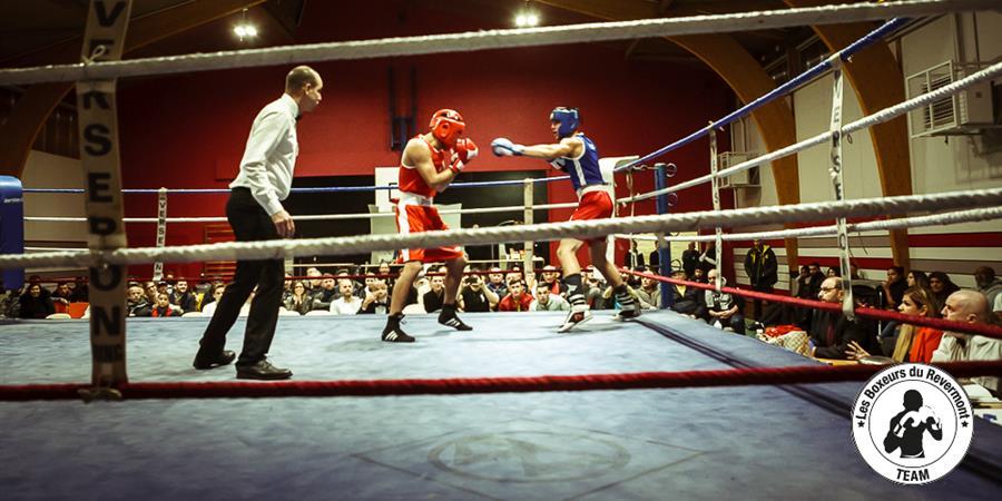 Adhésion en ligne - Les Boxeurs du Revermont