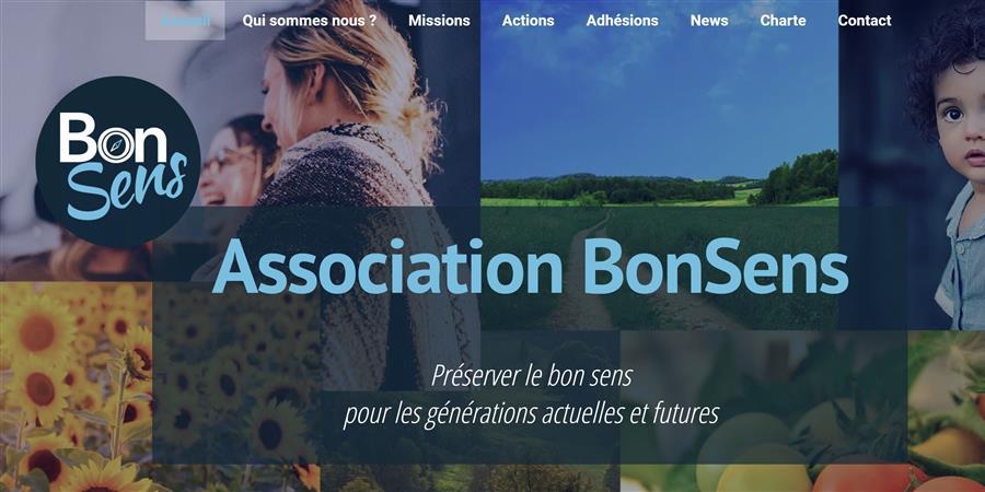 Nouvelle campagne d'adhésion 2021 - 2 - Bonsens.org