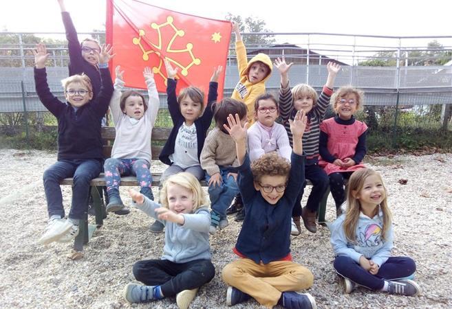 Soutenez notre école Calandreta - calandreta de siron