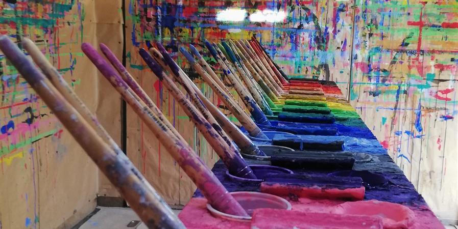 Inscription aux ateliers du Jeu de Peindre 2020-2021 - Association Espace de la Feuille