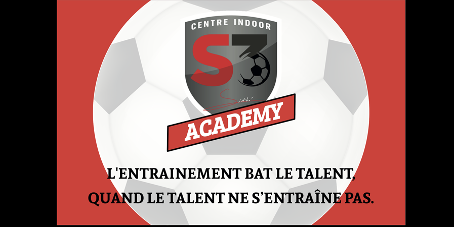 STAGE S3 ACADEMY/STREET 5 COUTERNON - S3 ACADEMY