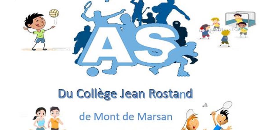 Association Sportive du Collège Jean Rostand de Mont de Marsan - 2 - Association sportive du collège Jean Rostand