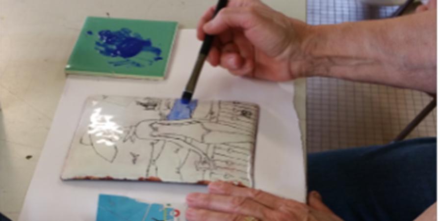 Atelier Adulte : Émaux - Centre Culturel Château Palmer