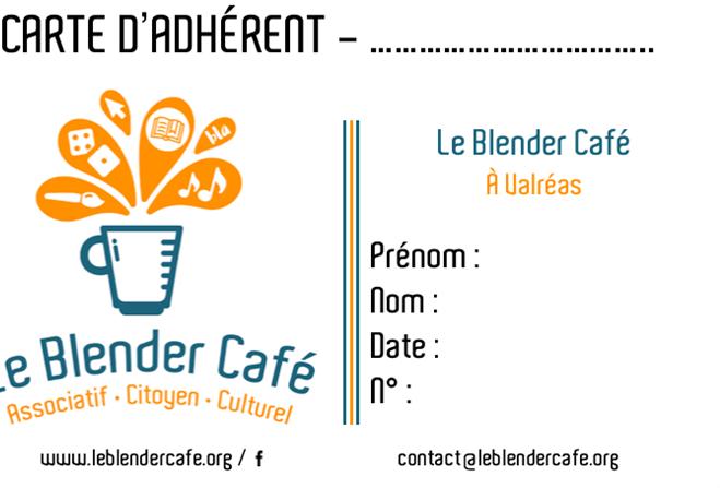 J'adhère au Blender Café :) - Le Blender Café