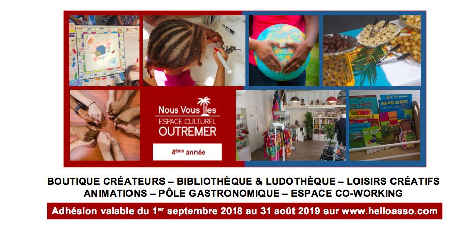 OR SAISON 2018-2019 / 4e année / Défendre - OUTREMER RACINES