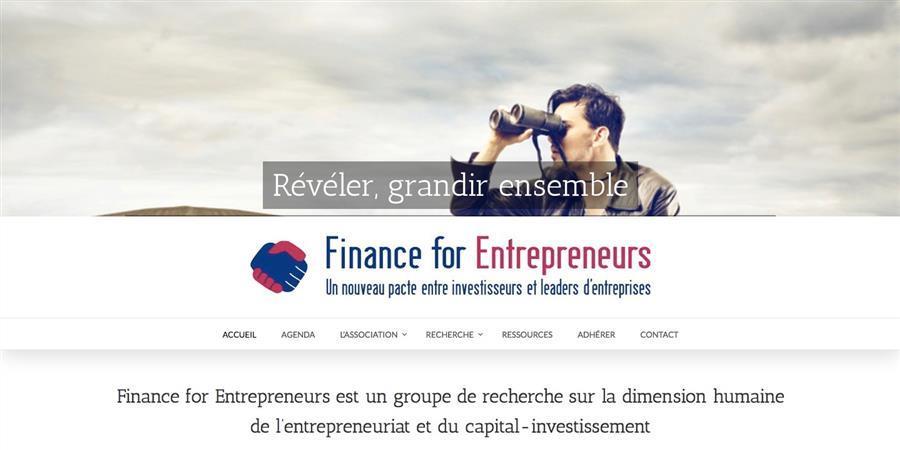 Adhésion 2018 Finance For Entrepreneurs - Finance For Entrepreneurs