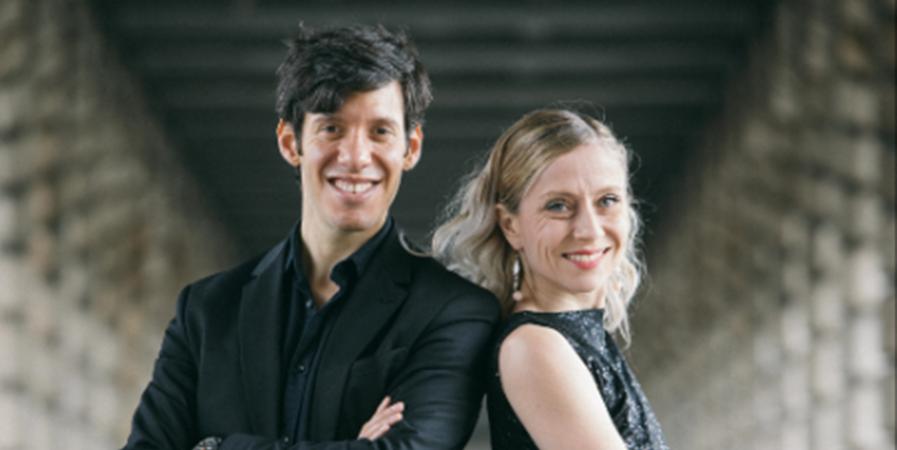 Stage 3 : 7 & 8 mars 2020 - Céline Ruiz & Vito Muñoz  (remplacement A. Colombo) - Tango Fuego d'Angers