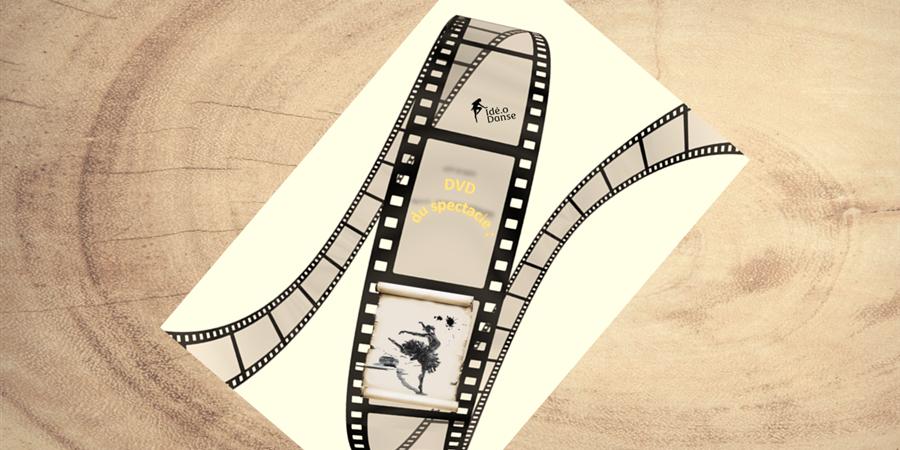 DVD du spectacle AU DELA DES MOTS - Idé.o danse