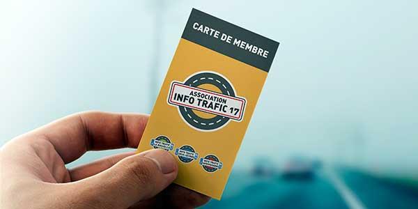 Adhésion Info Trafic 17 - INFO TRAFIC 17