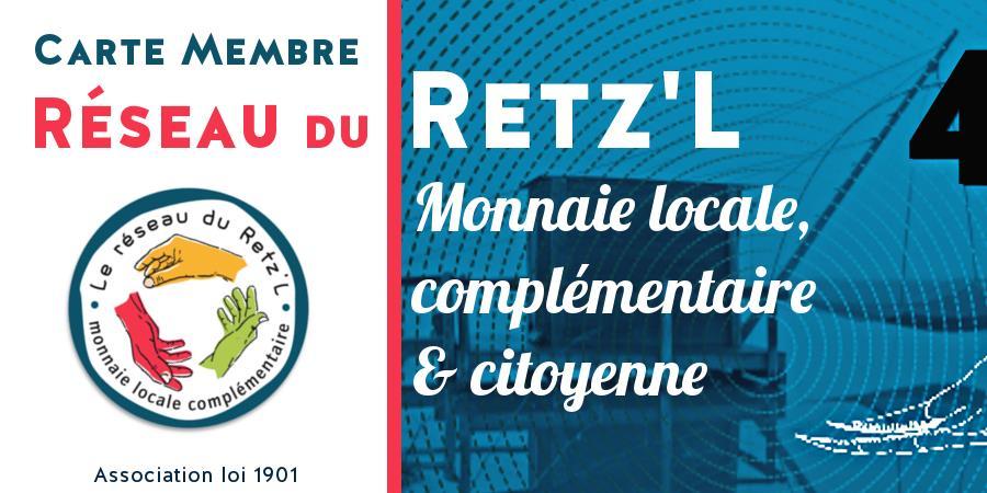 Adhésion 2018 - Réseau du Retz'L