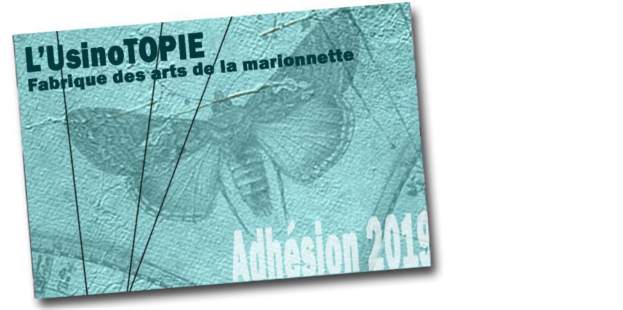 Adhésion 2019 - l'UsinoTOPIE, Fabricant d'Ailleurs