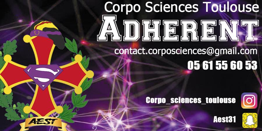 Corpo Sciences Toulouse - AEST Corpo Sciences