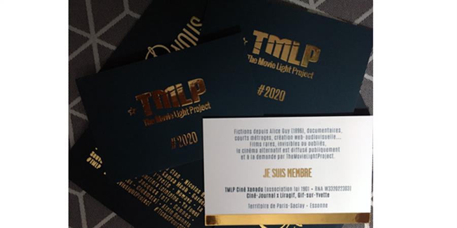 Adhésion 2020 TMLP Ciné Xanadu - TMLP Ciné Xanadu
