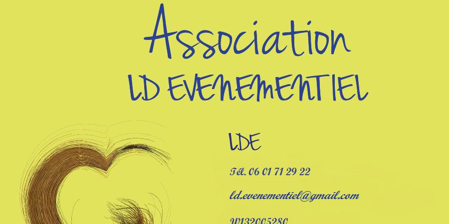 Adhésion Association LD EVENEMENTIEL LDE - LD EVENEMENTIEL LDE