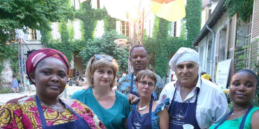 Adhésion à Cuisine sans Frontières - Cuisine Sans Frontières