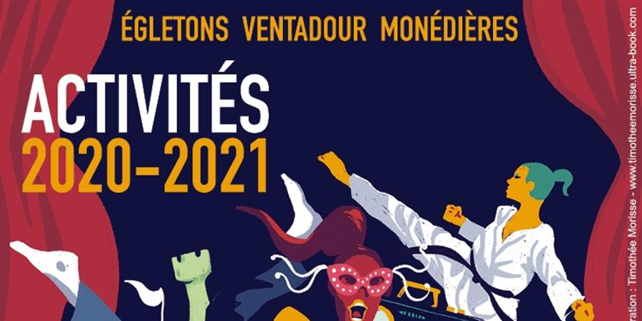 Centre culturel et sportif 2021/2021 - CCS Egletons