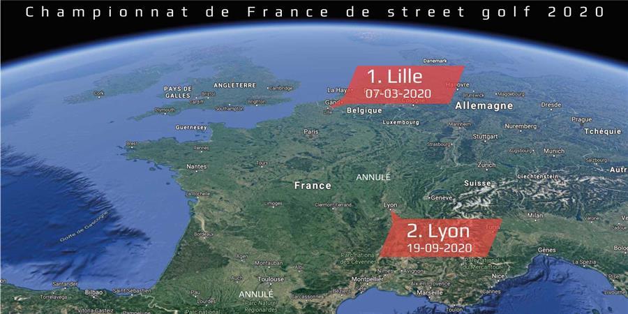 Adhésion FFSG - Fédération Française de Street golf