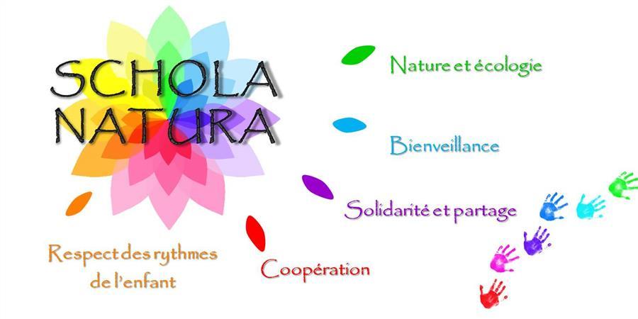 Adhésion association Schola Natura - 2019-2020 - Schola Natura