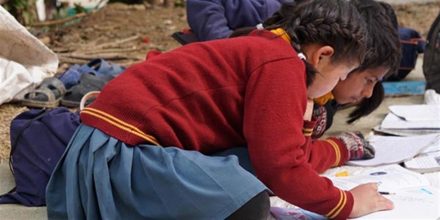 Parrainages des Enfants du SAYM - Les Enfants de Ram