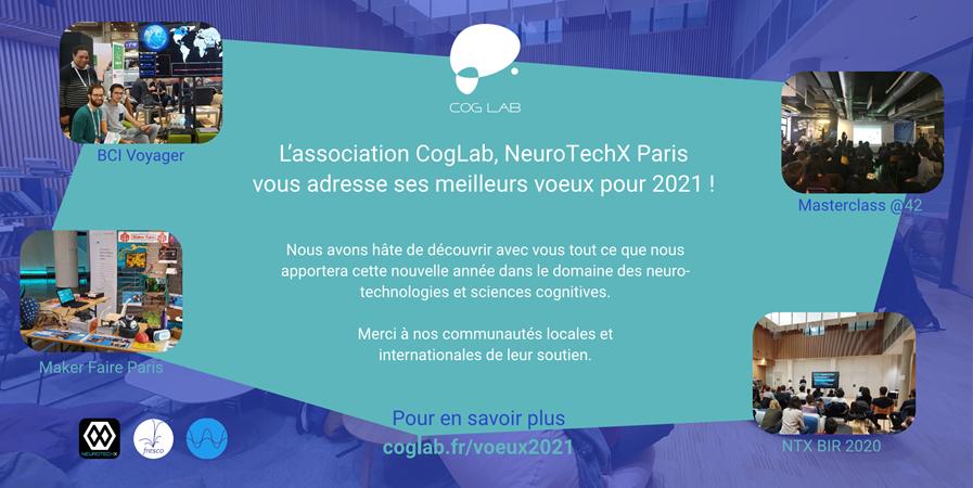 Bulletin d'adhésion CogLab, NeuroTechX Paris - CogLab