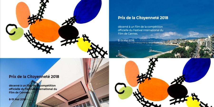BULLETIN ADHÉSION PRIX DE LA CITOYENNETE - FESTIVAL DE CANNES 2018 - CLAP CITIZEN CANNES