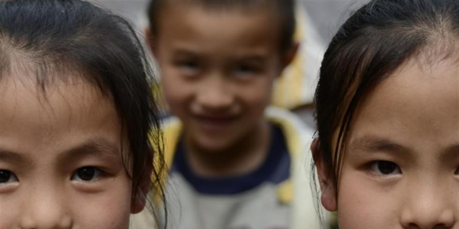 Parrainer un enfant - Couleurs de Chine