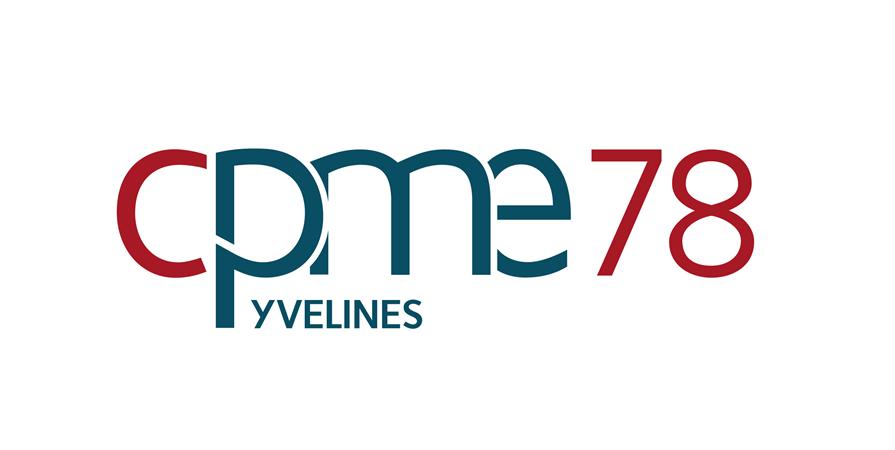 Adhésion CPME 78 - Valable 1 an à compter du jour de l'adhésion - CPME des Yvelines