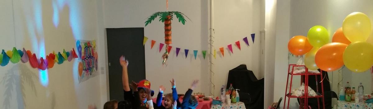 Atelier d'Eveil Théâtral pour les 3-5 ans  - Compagnie Jayann'Act