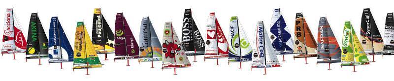 Devenez équipier sur un voilier de course - Synergy Sailing Team