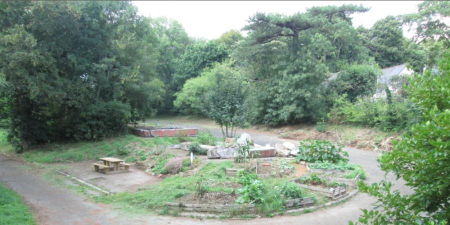 Adhésion au jardin partagé de Kerampéré - LE JARDIN DE KERAMPERE