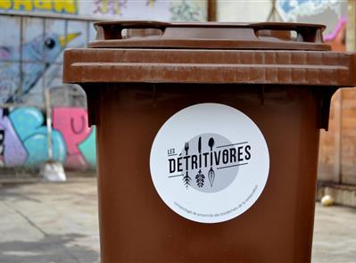Soutenez le compostage de biodéchets à Bordeaux ! - Les Détritivores