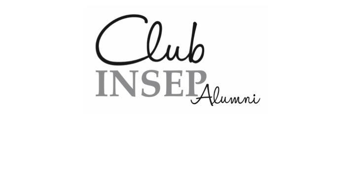 Adhésion Club INSEP Alumni - Club INSEP Alumni