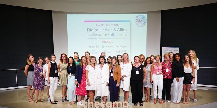 Adhésion 2018 - Digital Ladies & Allies