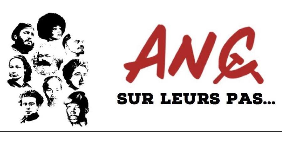 Adhésion  2020 - Association Nationale des Communistes