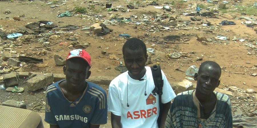 Ensemble, sauvons les Enfants des Rues - ASRER (Action Solidaire pour la Réinsertion des Enfants des Rues de Dakar (Sénégal)