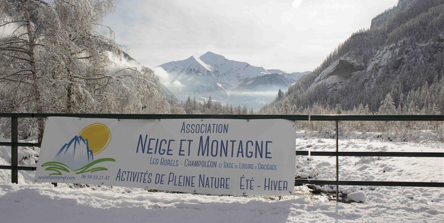 Devenez adhérent de Neige et Montagne - Association Neige et Montagne