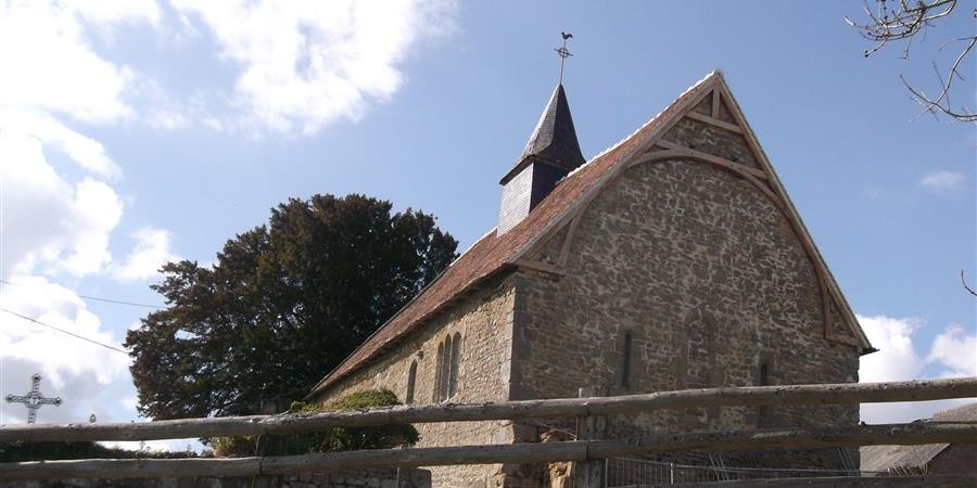 Les Amis de l'Eglise St-Sébastien de Méguillaume - CHENEDOUIT - LES AMIS DE L'EGLISESAINT-SEBASTIEN DE MEGUILLAUME