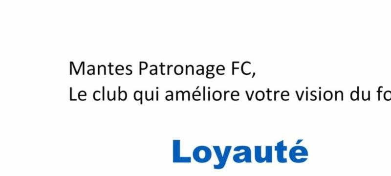 Supporters du Mantes Patronage FC - Mantes Patronage FC