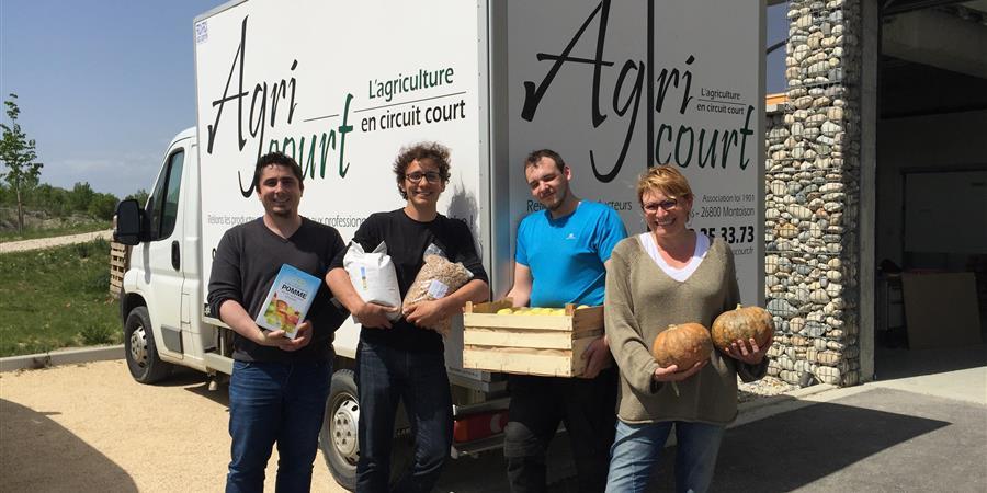 Adhésion à l'association Agri Court - Agri Court