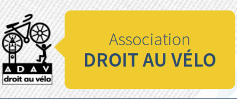 Adhérer - Droit au Vélo - ADAV