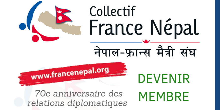 Devenir Membre - Collectif France Népal