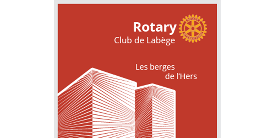Cotisation - Rotary Club - Labège Berges de l'Hers