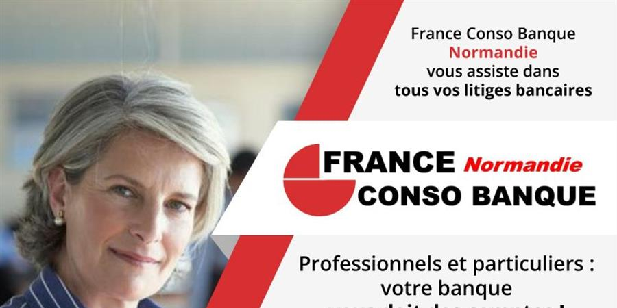 France Conso Banque Normandie - FRANCE CONSO BANQUE NORMANDIE