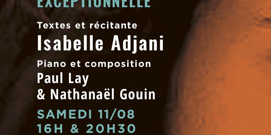 Adhésion 2018 - Le paysage musical d'Eva Ganizate