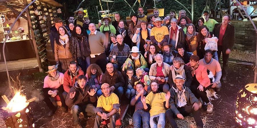 Adhésion 2018 à l'association Les Jardins Respectueux - Les Jardins Respectueux